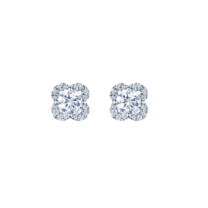 ES0105 Diamond Earrings