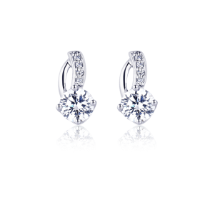 ES0510 Diamond Earrings