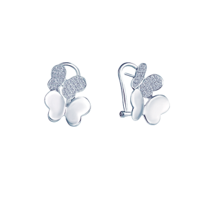 ES0748 Diamond Earrings