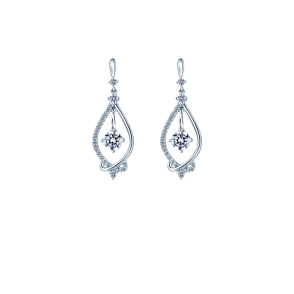 ES0758 Diamond Earrings