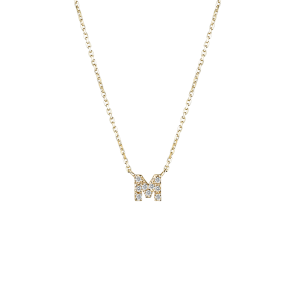 NA0013M Alphabet Necklace