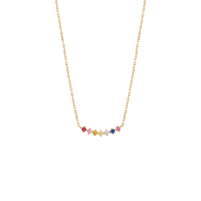 NN0127 Gem Necklace