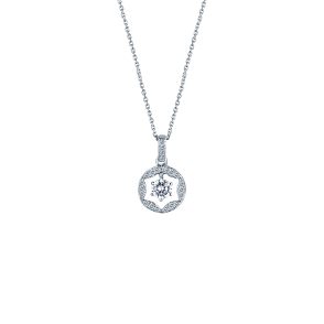 NN0813 Diamond Necklace