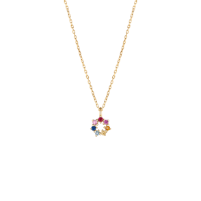 NN1127 Gem  Necklace