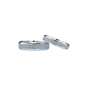 RBG0152 Wedding Rings