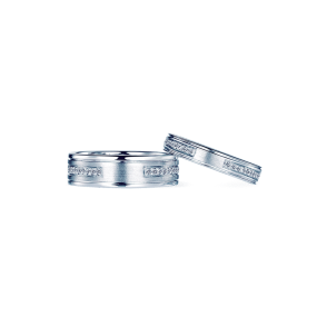 RBG0157 Wedding Rings