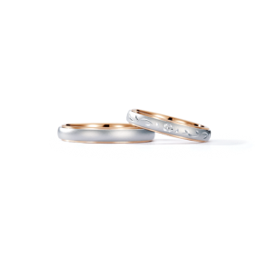 RBG0242 Wedding Rings