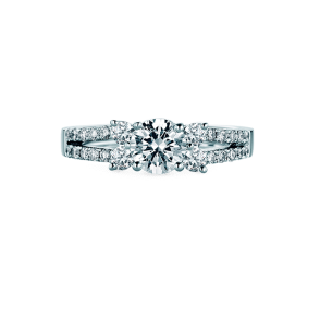 RS643 Engagement Ring