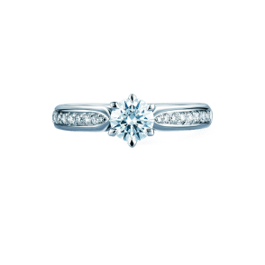 RS667 Engagement Ring