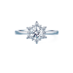 RS693 Engagement Ring