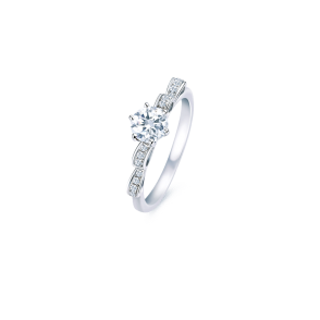 RS849 Engagement Ring