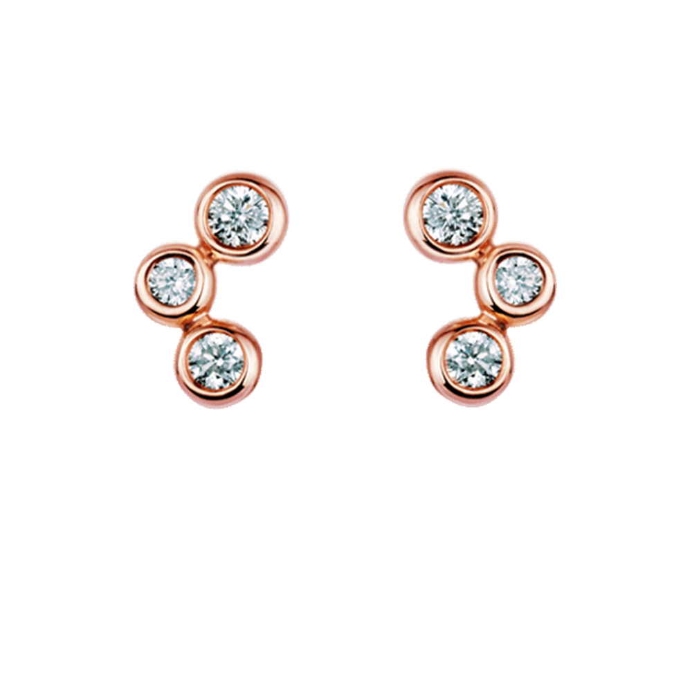 ES0690R Diamond Earrings
