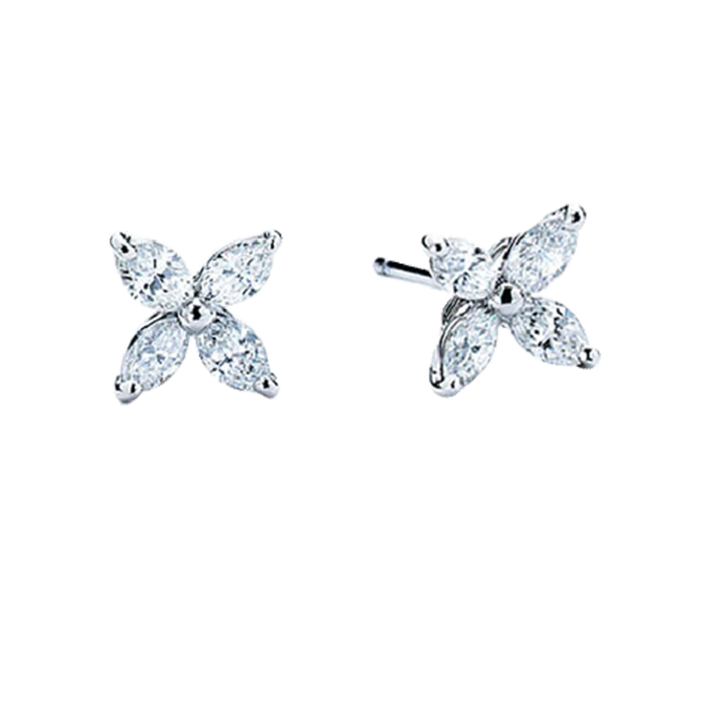 ES0692 Diamond Earrings