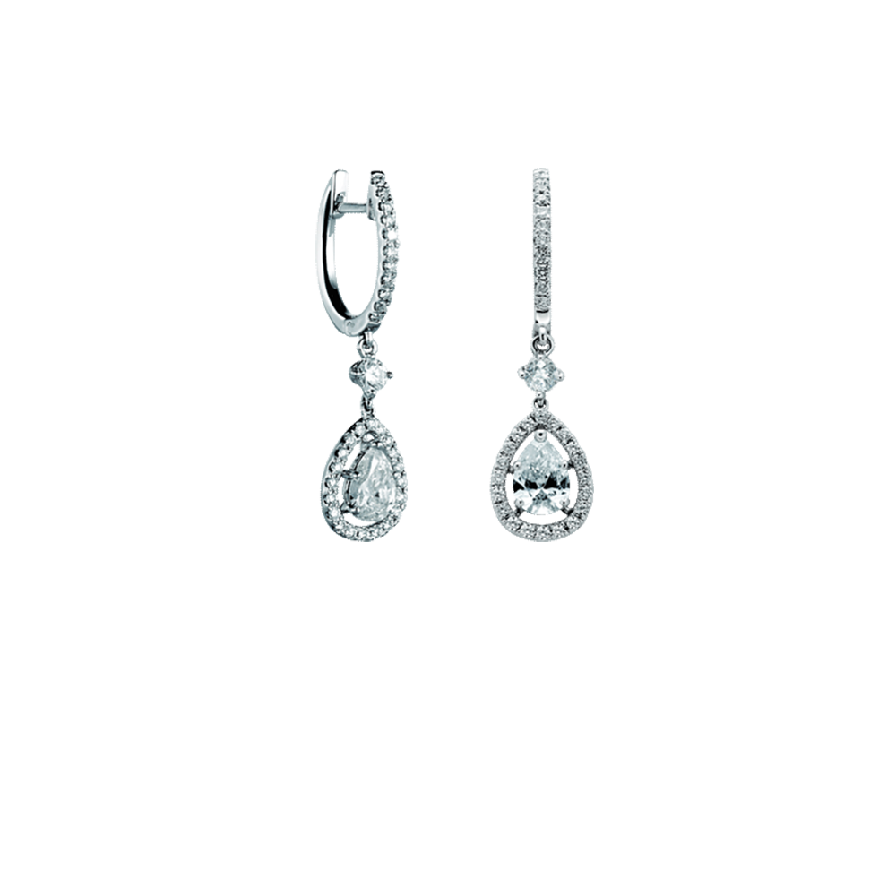 ES0712 Diamond Earrings