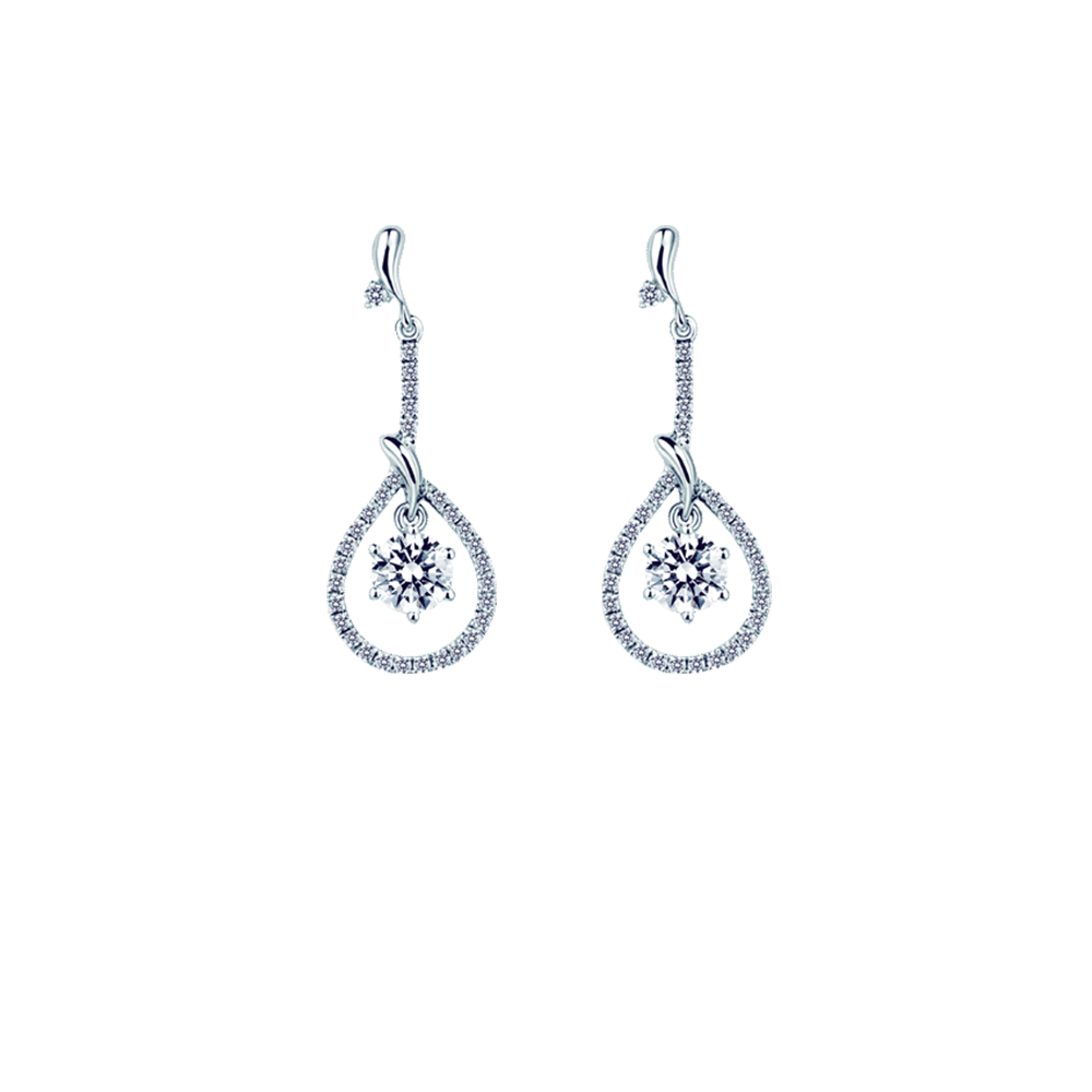 ES0760 Diamond Earrings