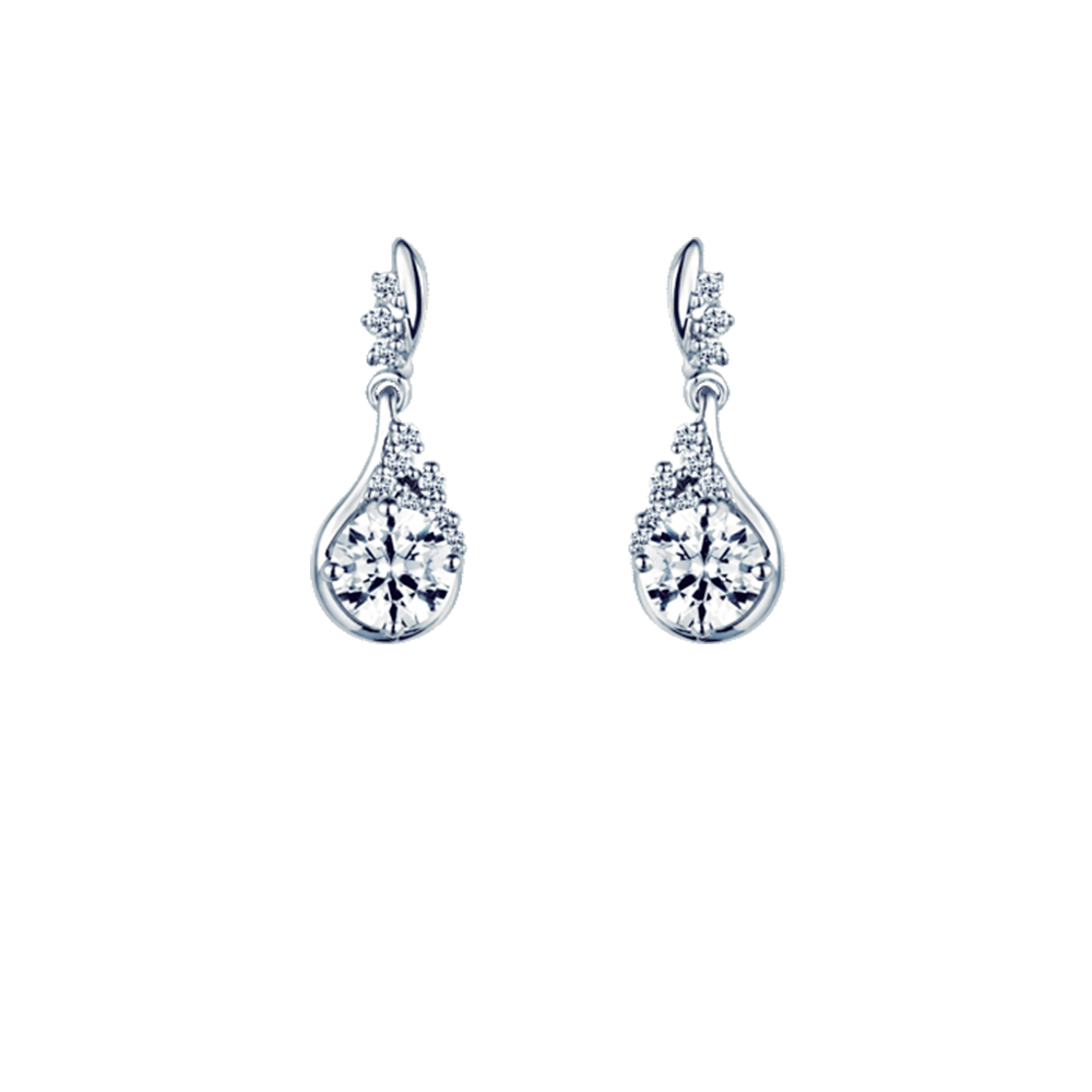 ES0768 Diamond Earrings