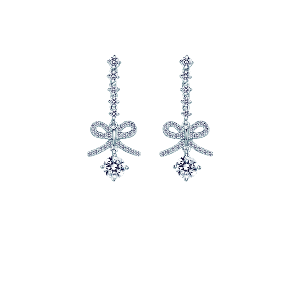 ES0771 Diamond Earrings