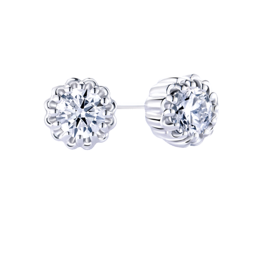 ES0815 Diamond Earrings
