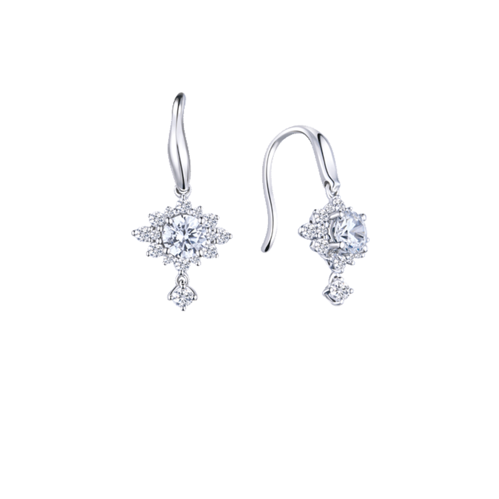 ES0905 Diamond Earrings