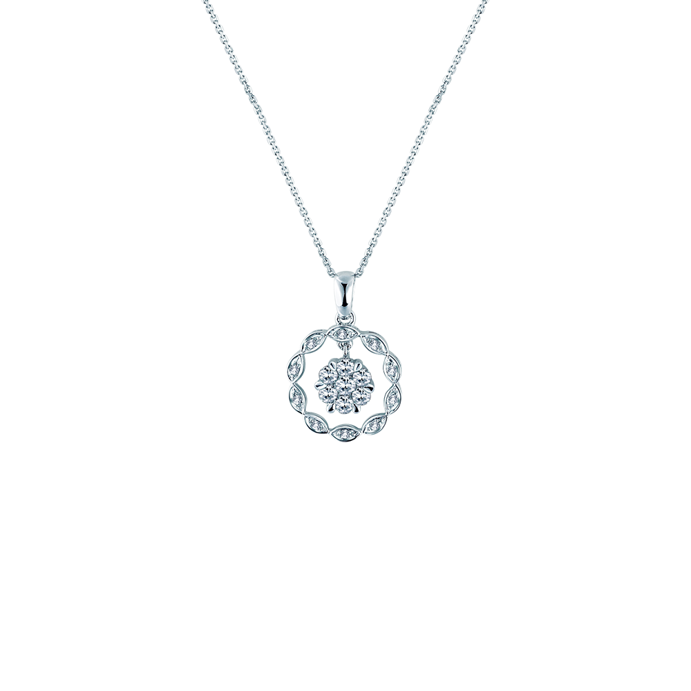 NN0693 Diamond Necklace