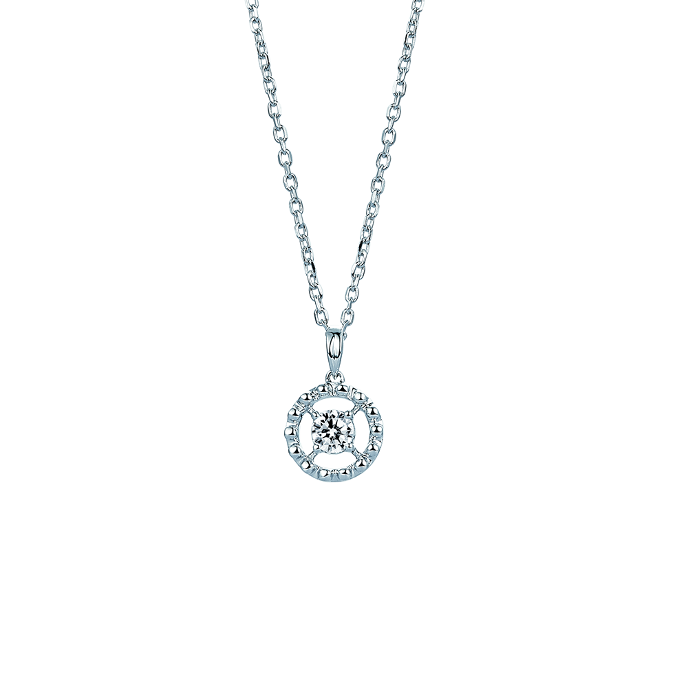 NN0917 Diamond Necklace