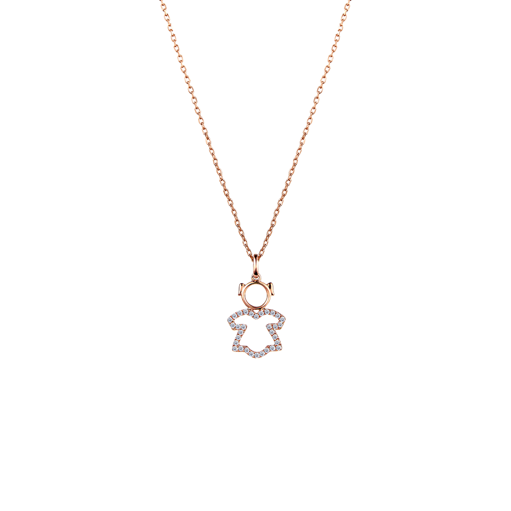 NN0949 Diamond Necklace