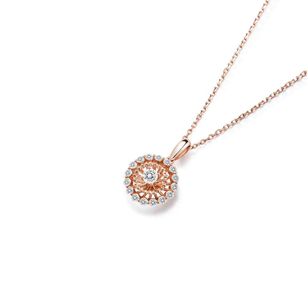 NN0964 Diamond Necklace
