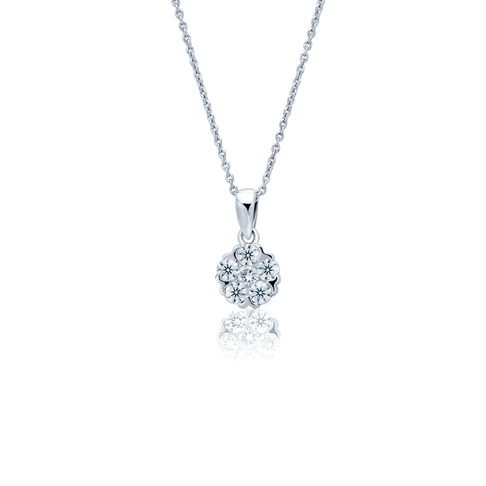 NP0680 Diamond Necklace