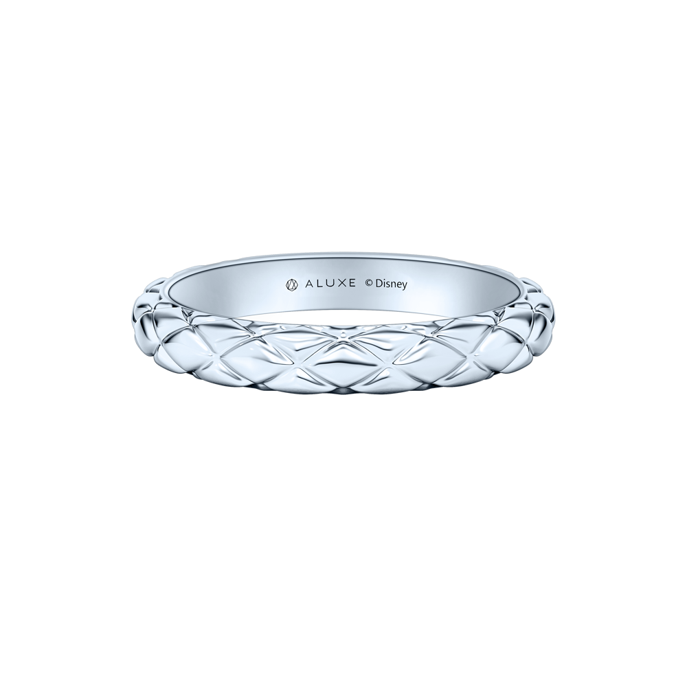 Tangled Hope Gleam Men's Ring RBDT001