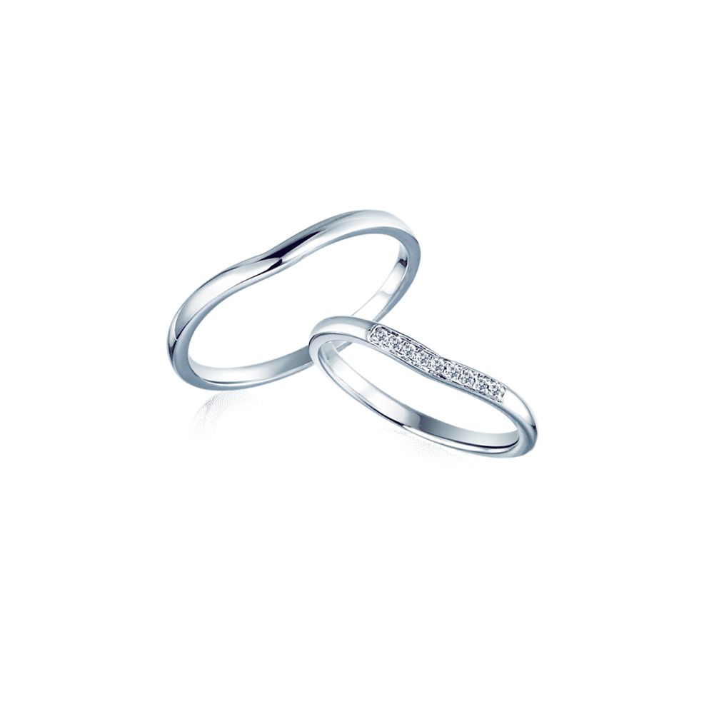 RBG0109 Wedding Rings