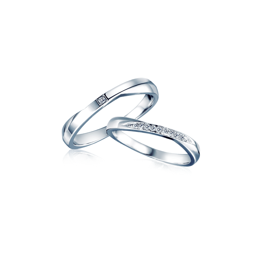 RBG0115 Wedding Rings