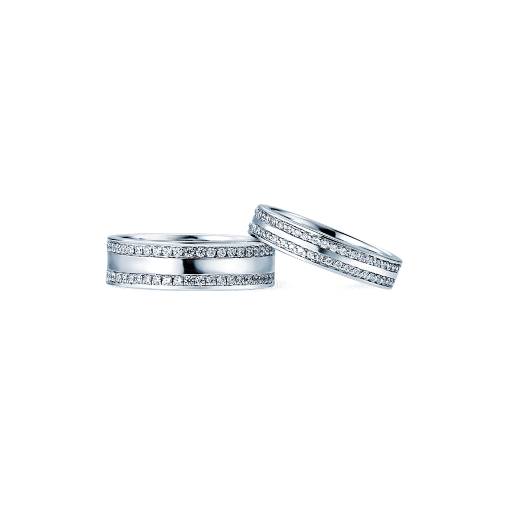 RBG0151 Wedding Rings