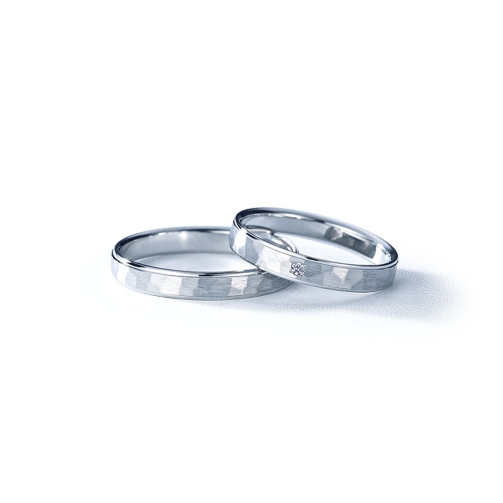 RBG0215 Wedding Rings
