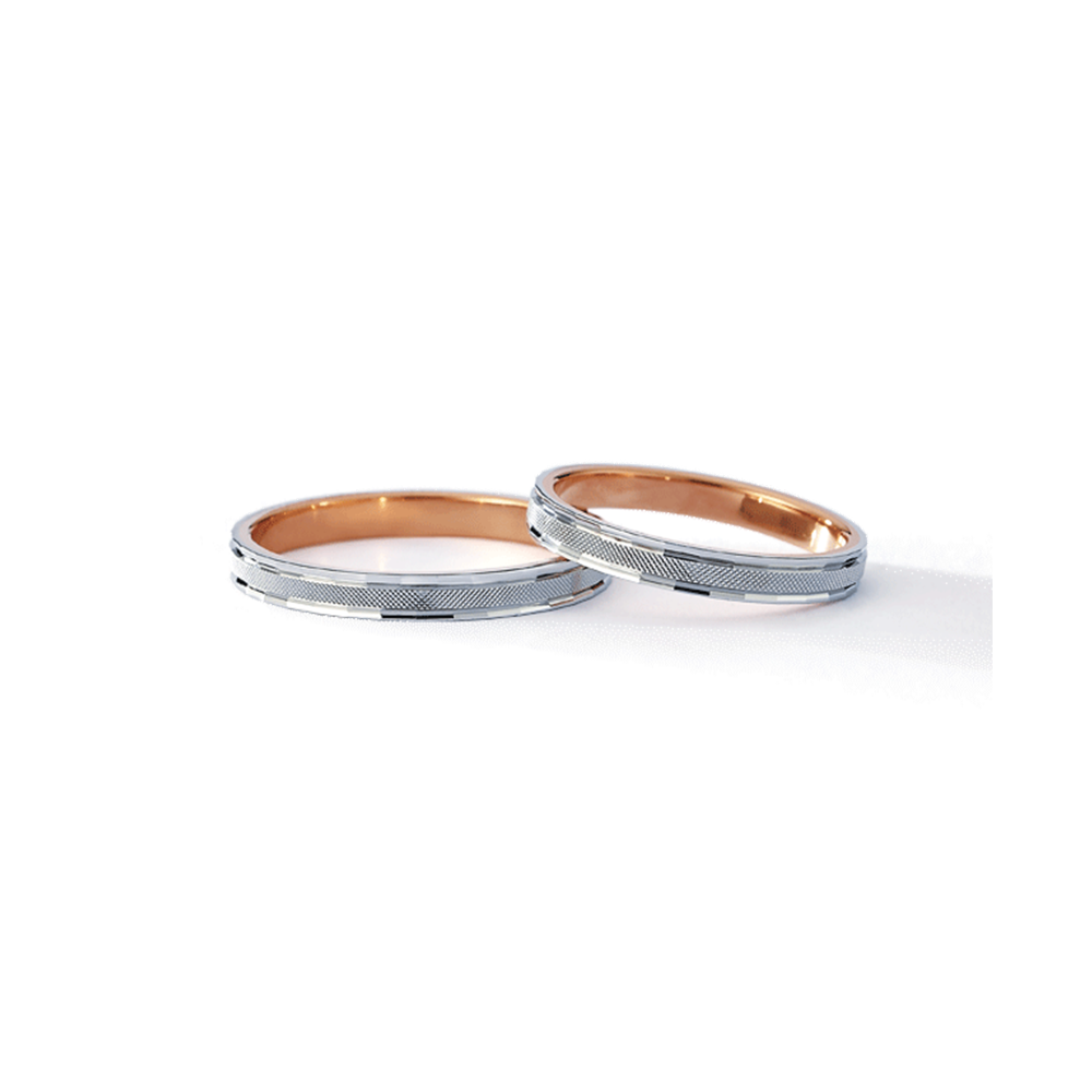 RBG0229 Wedding Rings