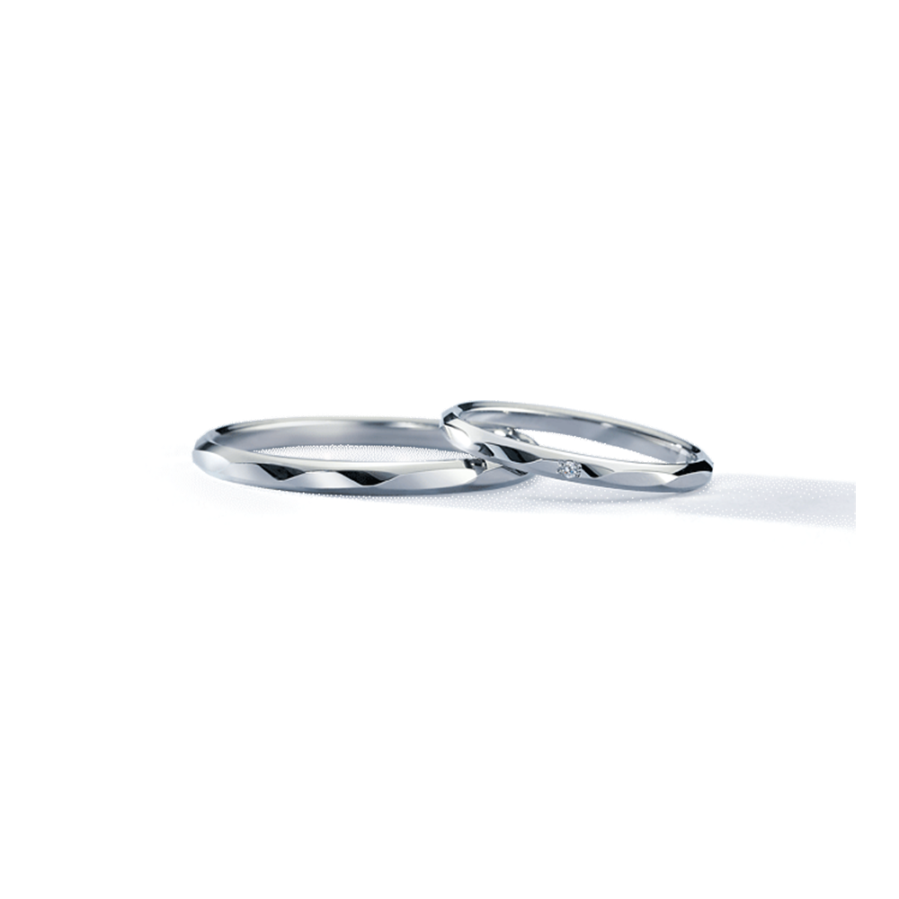 RBG0236 Wedding Rings