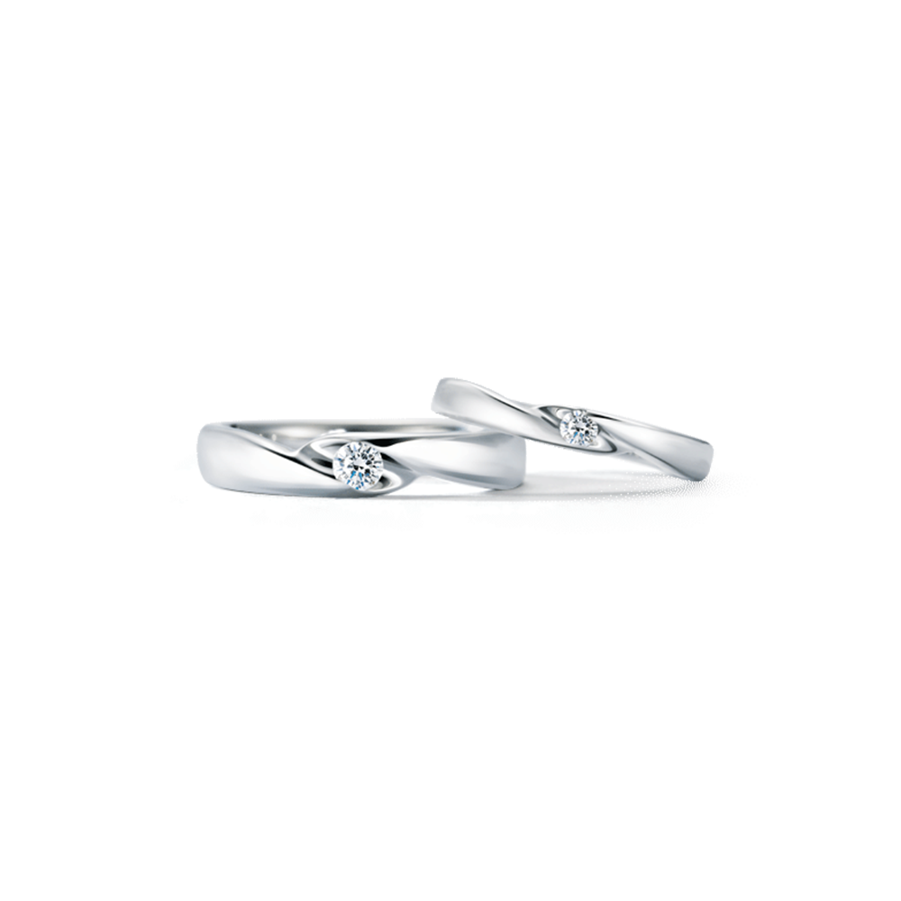 RBG0502 Wedding Rings
