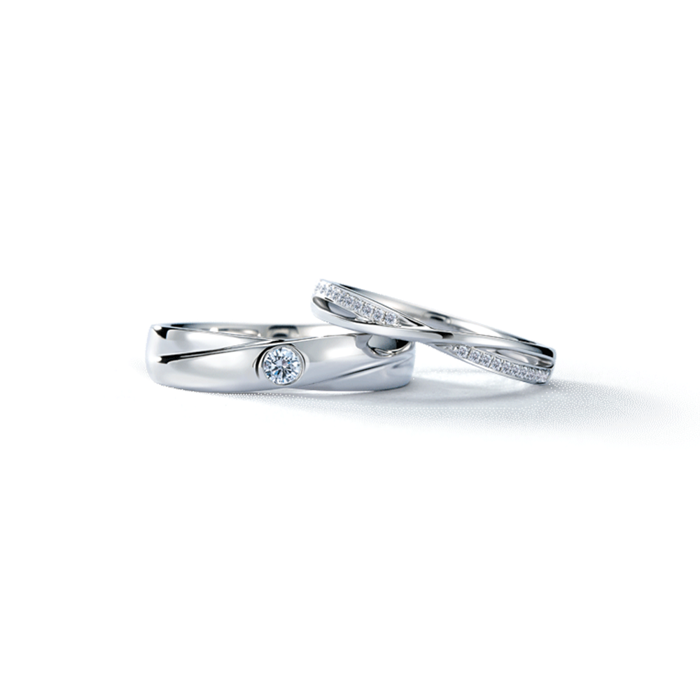 RBG0510 Wedding Rings