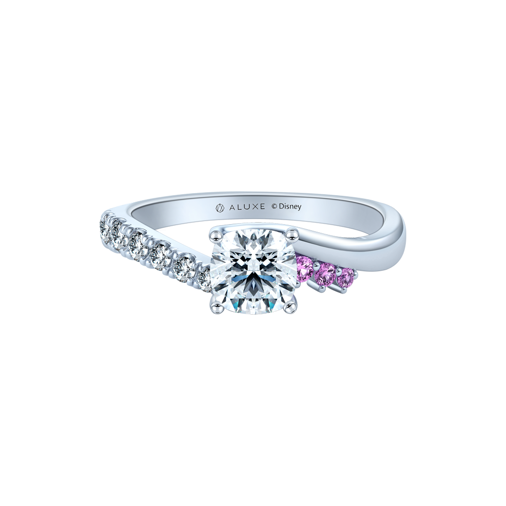 Sleeping Beauty One Day Engagement Ring RSDS201