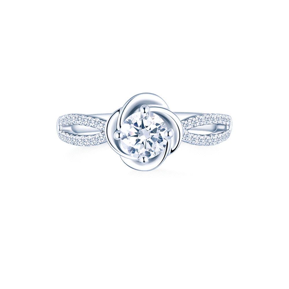RS102 Engagement Ring