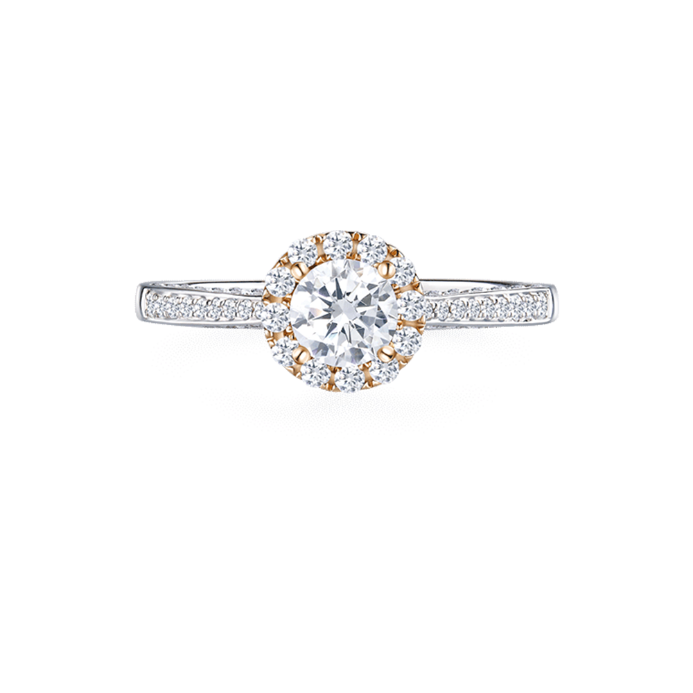 RS528 Engagement Ring