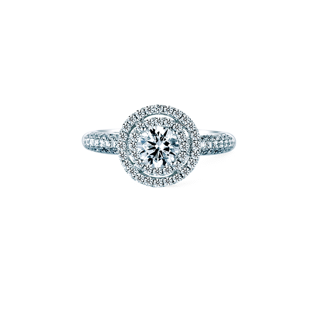 RS666 Engagement Ring