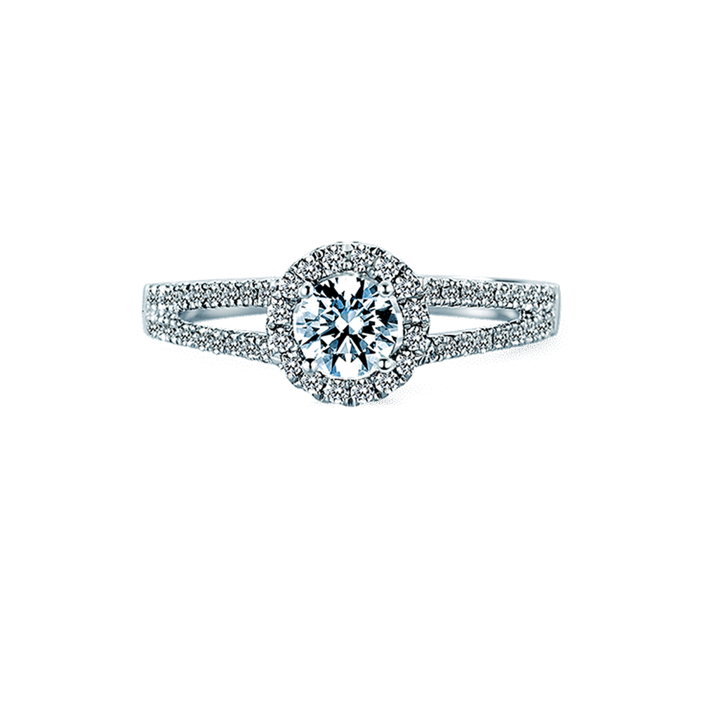 RS699 Engagement Ring