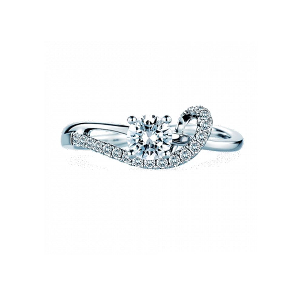 RS704 Engagement Ring