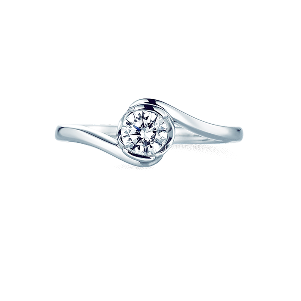 RS742 Engagement Ring