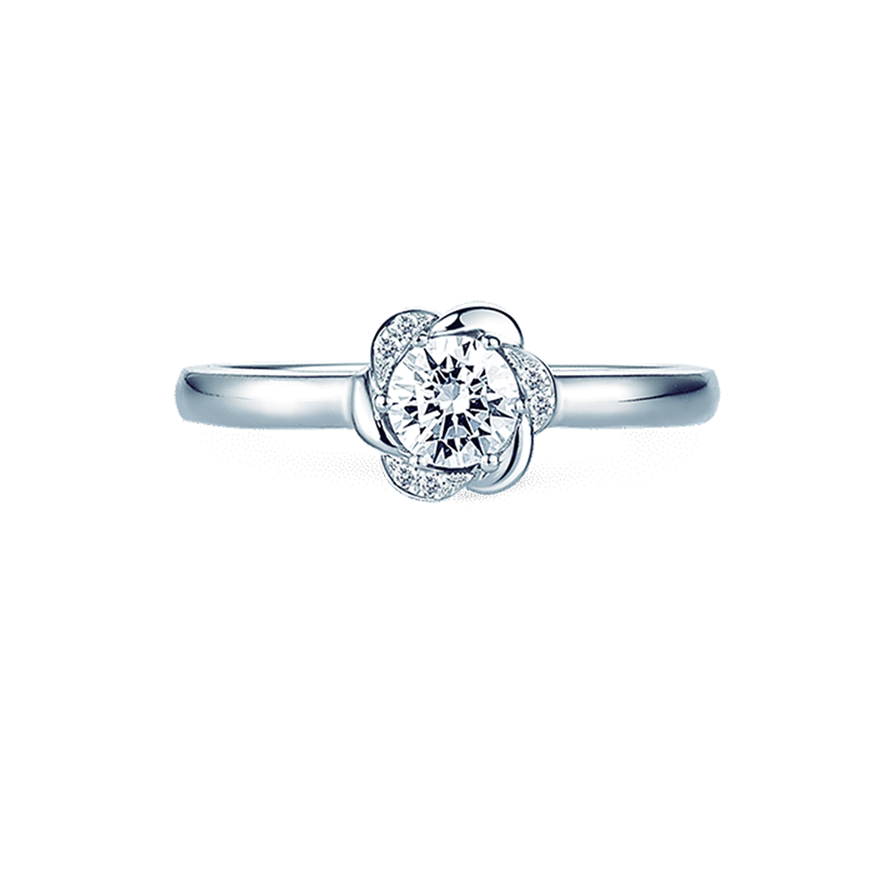 RS743 Engagement Ring