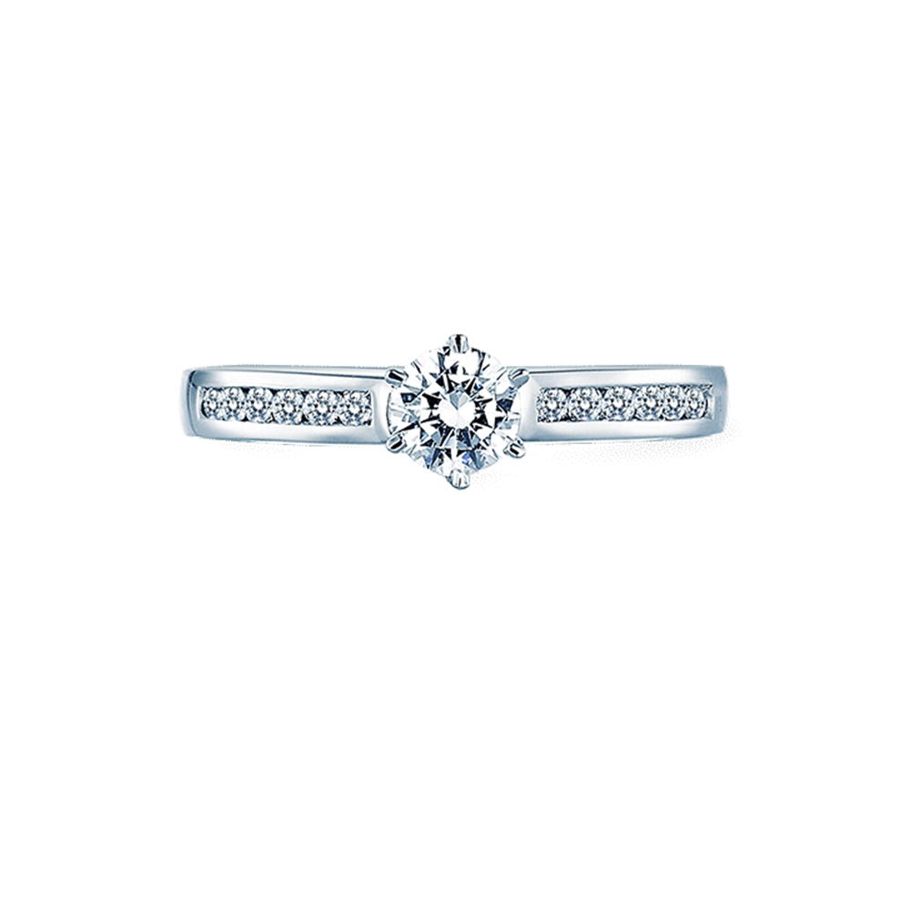 RS771 Engagement Ring