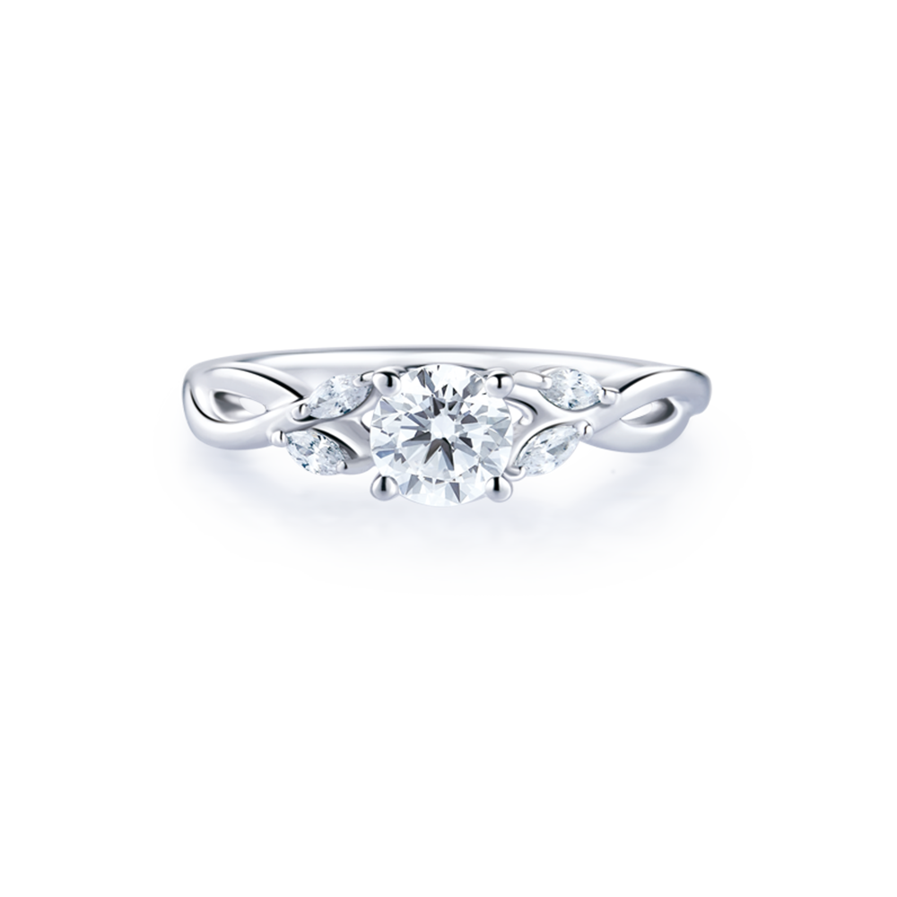 RS955 Engagement Ring
