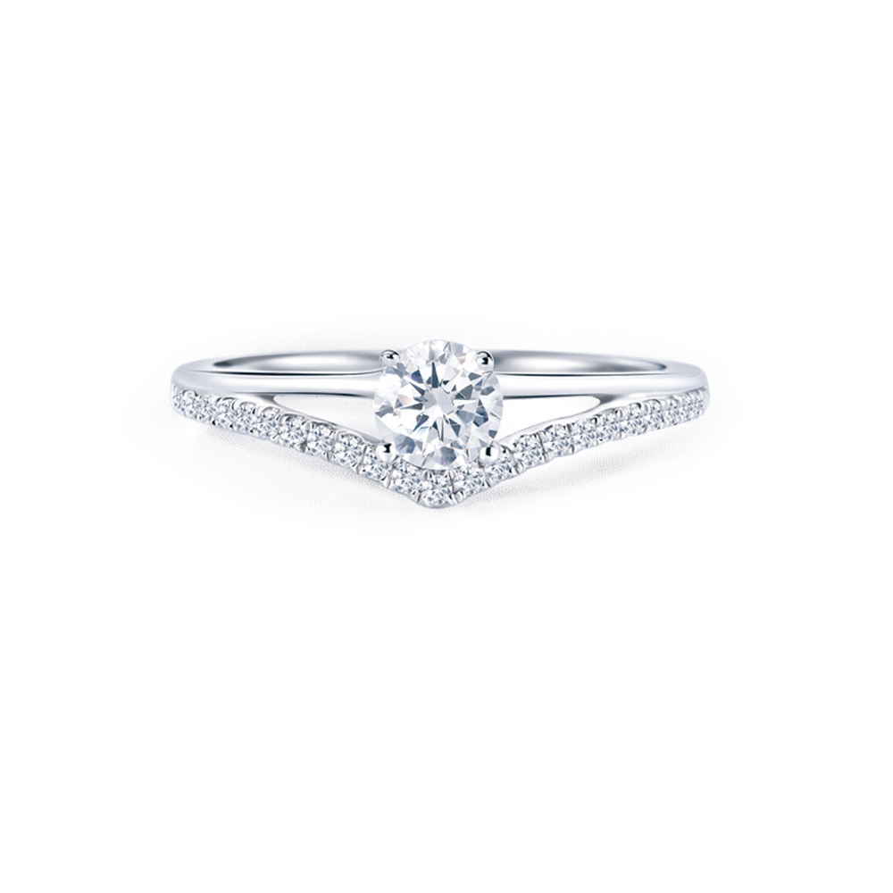 RS979 Engagement Ring